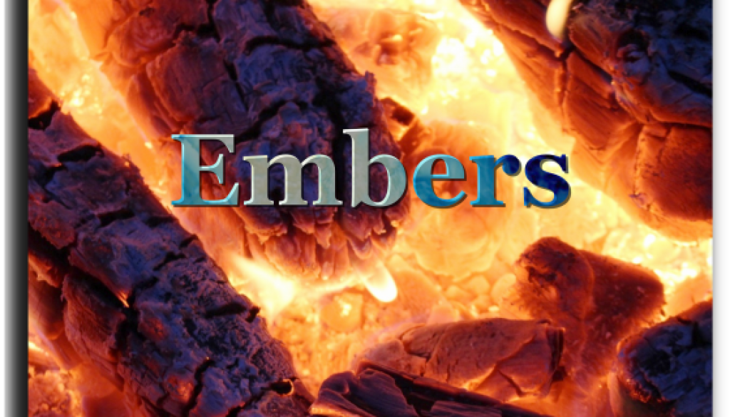Embers (EP) [official] front cover-for site
