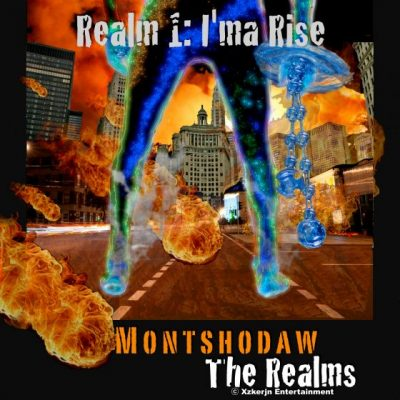 Montshodaw/The Realm… Realm 1-Front cover