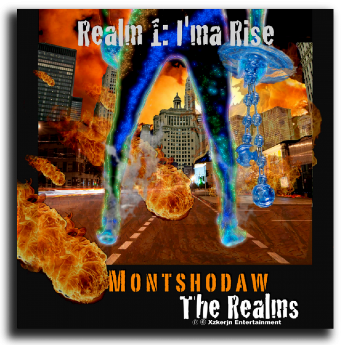 Montshodaw / The Realms... Realm 1: I'ma Rise (Digital Album)