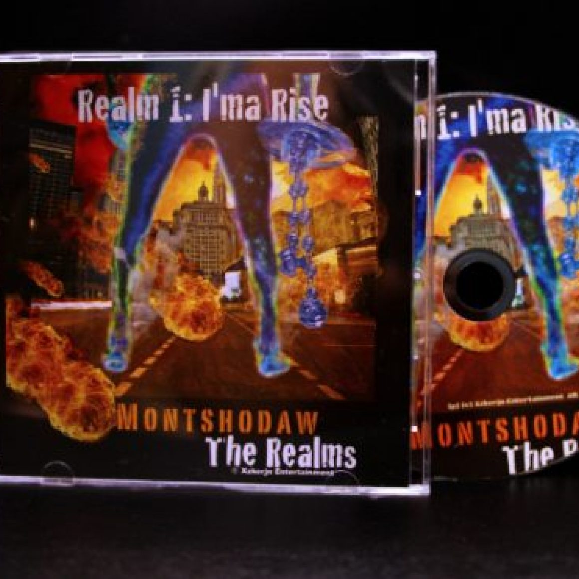 Montshodaw / The Realms... Realm 1: I'ma Rise (CD Album)